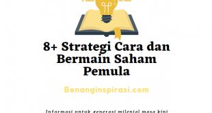 8+ Strategi Cara dan Bermain Saham Pemula