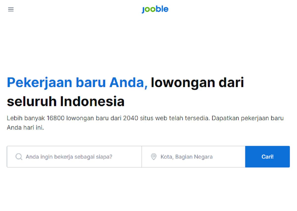 Tips Mencari Lowongan Pekerjaan di Jooble Indonesia
