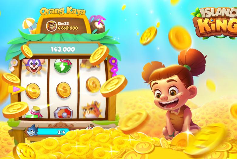 Aplikasi Game Island King Penghasil Uang