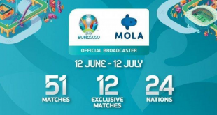 Cara Berlangganan Mola TV Nonton Euro 2021