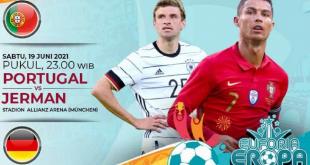 Link Siaran Langsung Portugal VS Jerman EURO 2021