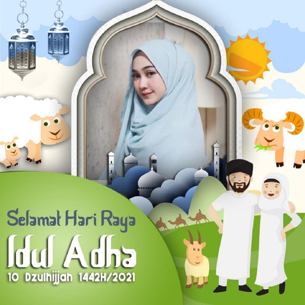 Twibbon Idul Adha 2021 1442 H