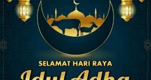 Ucapan Idul Adha 2021 Bergambar 1442 H