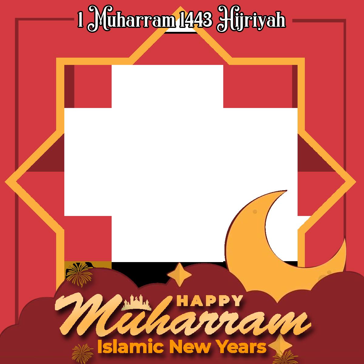 Twibbonize Twibbon Tahun Baru Islam 1443 H