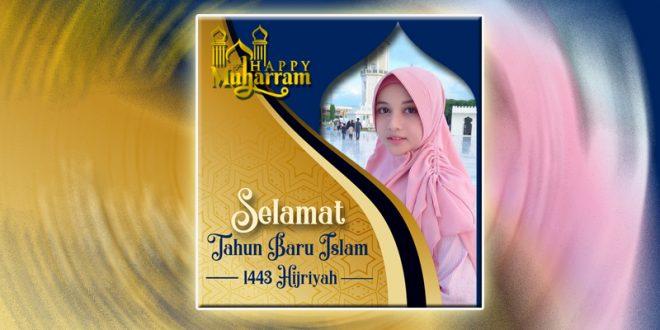 koleksi twibbon tahun baru Islam1443 Hijriah.jpg